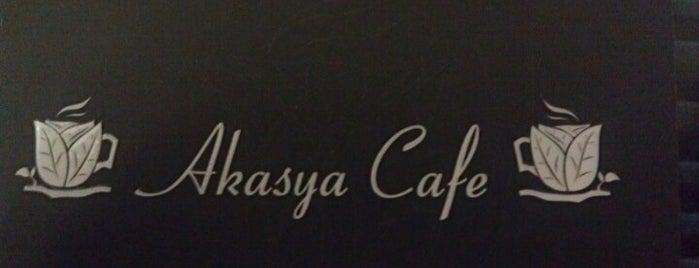 Akasya Cafe is one of Lugares guardados de Neco.
