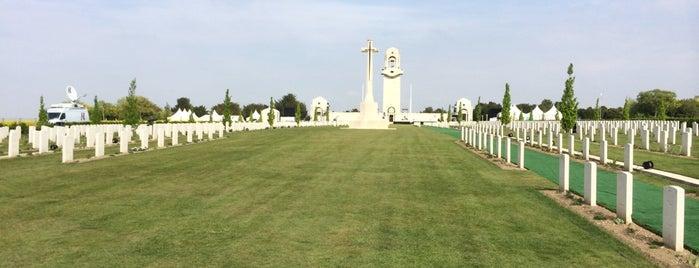 Australian War Memorial is one of Paris.