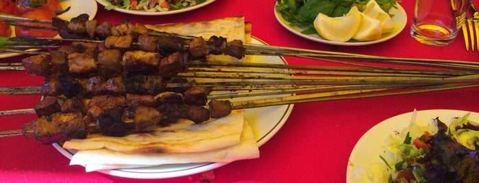 Hasan Usta Kebap is one of liste.