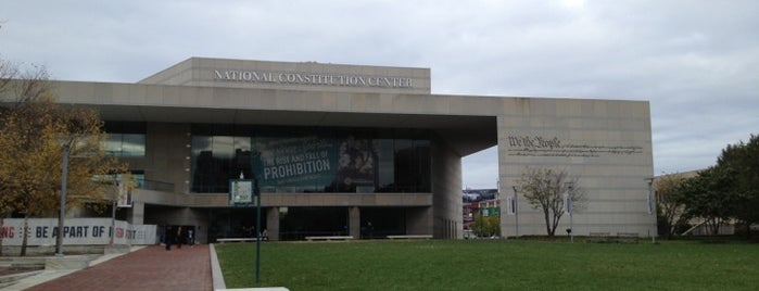 National Constitution Center is one of USA.