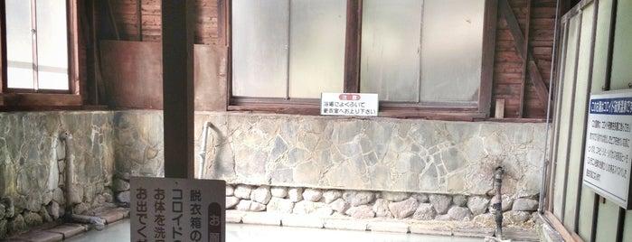 別府温泉保養ランド is one of [To-do] Onsen.