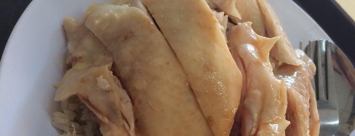 Jia Le Roasted Food is one of Tempat yang Disukai followLin.