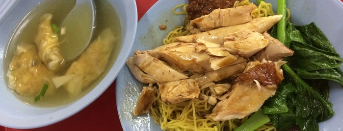 Sheng Kee Cooked Food 生记熟食 is one of Must-visit makan place.