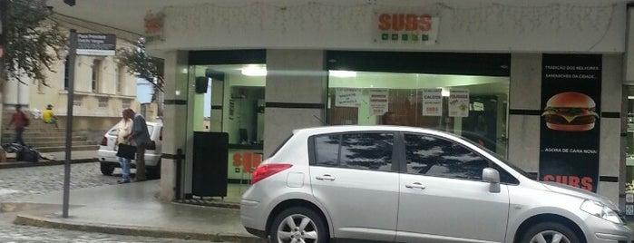 Subs Grill is one of Orte, die Bruno gefallen.