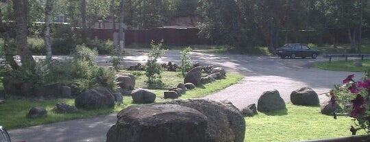 Ресторан «Кафе Пенаты» is one of Сестрорецк и побережье Финского залива.