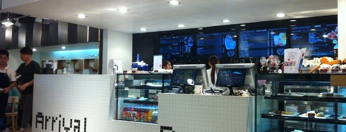 Cafe De Seoul is one of Locais curtidos por Joco.