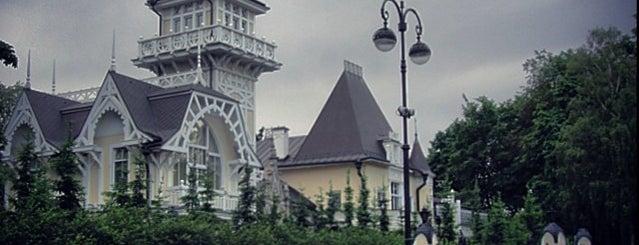 Особняк графини М. Э. Клейнмихель is one of Museums & Galleries.