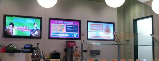 16 Handles is one of good.