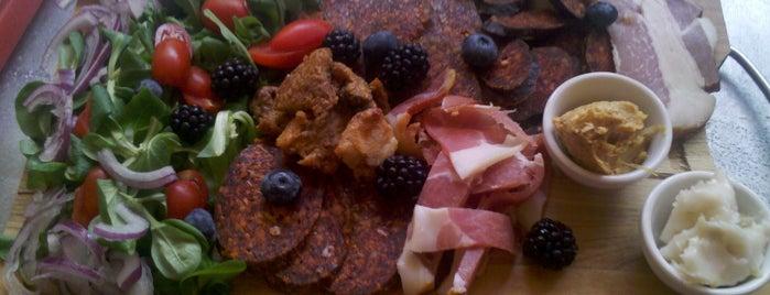 Margitutcakilenc is one of Food.