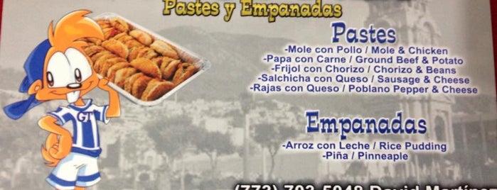 pastes y empanadas golden tuzo is one of Restaurants.