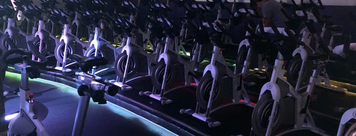 Aura Cycle is one of Tiffany : понравившиеся места.