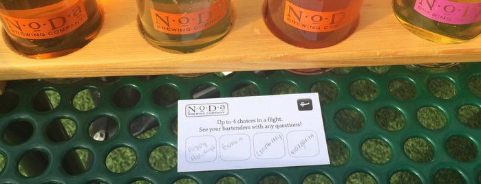 NoDa Brewing Company North End is one of Lugares guardados de Greg.