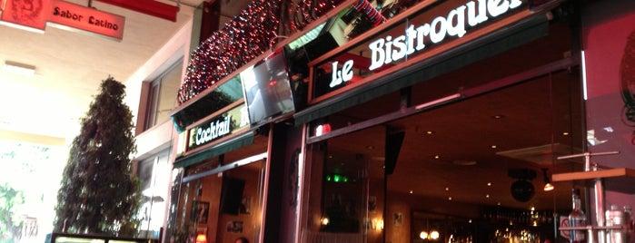 Le Bistroquet is one of Monaco.