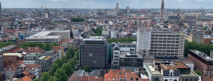 Panorama MAS is one of Belgium.
