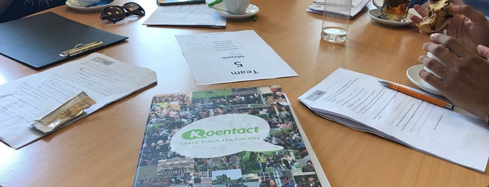 Koentact Language and Culture Experience is one of Amsterdam.
