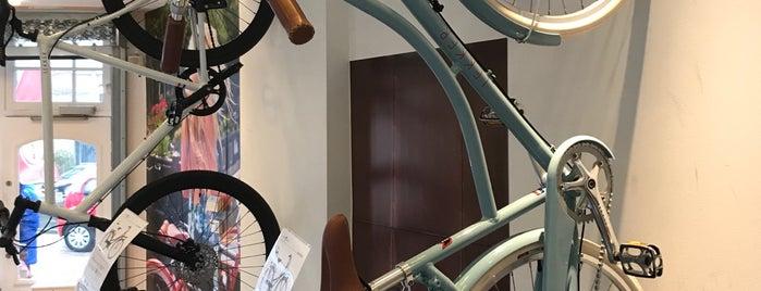 LEKKER Bikes is one of Amsterdam.