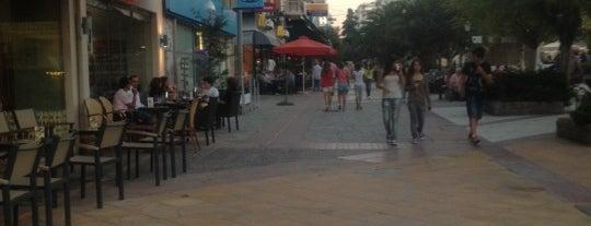 Πεζόδρομος Καλαμαριάς is one of Thessaloniki #4sqCities.
