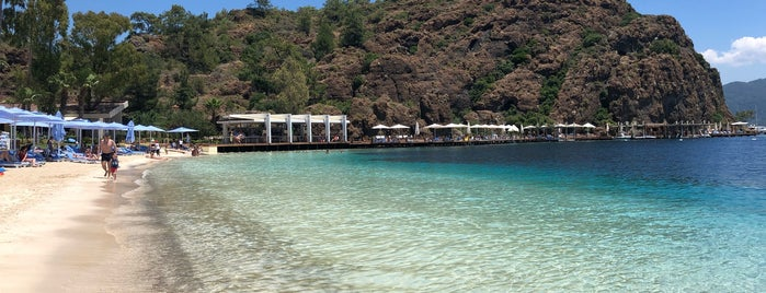 Bay Beach is one of Otel.