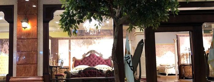 Caspian Furniture Market | بازار مبل کاسپین is one of Sarah 님이 좋아한 장소.