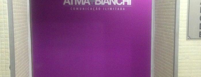 ATMA+Bianchi Comunicação is one of Agências Recife.