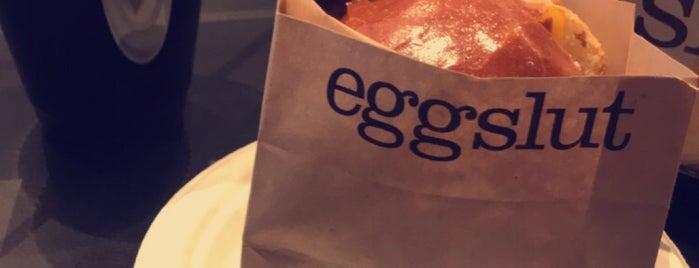 Eggslut is one of Lieux qui ont plu à Lisa.