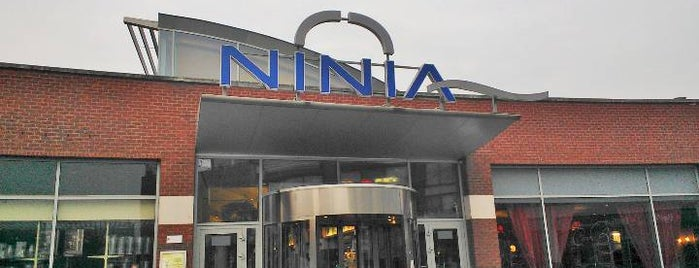 Ninia Shopping Center is one of Caroline's Liked Places.