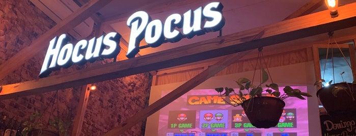 Hocus Pocus DNA is one of Botecos cariocas.