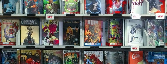 Legacy Comics and Cards is one of JNETs Hip and Happy LA Places.