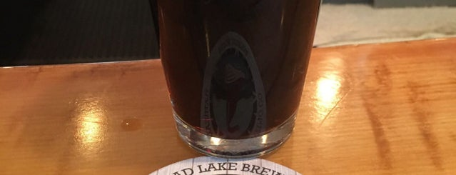 Flathead Lake Brewing Company is one of Brewery & Distillery To-Do List.