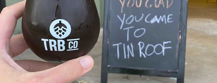 Tin Roof Brewing Company is one of North America.