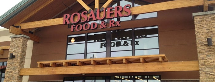 Rosauers Food And Drug is one of Bozeman 2020.
