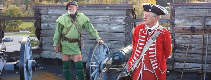 Fort William Henry is one of New York Museums.