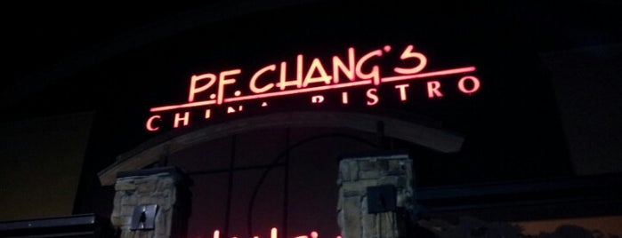 P.F. Chang's is one of Orte, die 💫Coco gefallen.