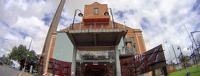Usina do Gasômetro is one of Porto Alegre.