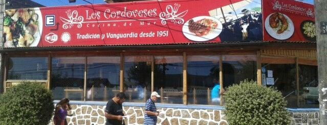 Los Cordoveses is one of Recomendados para comer.