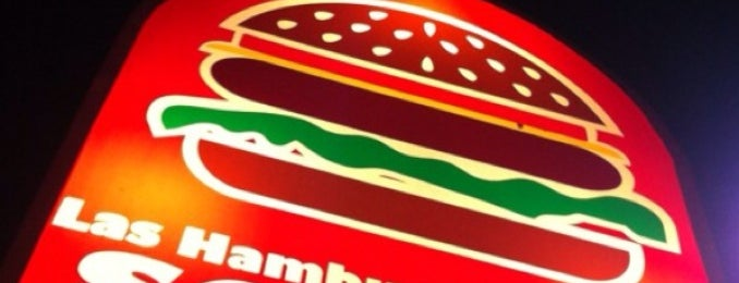 Las Hamburguesas De Sotelo is one of Hamburguesas DF.