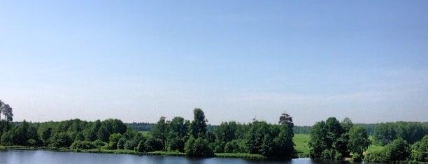Барские пруды is one of Lugares favoritos de Arseny.