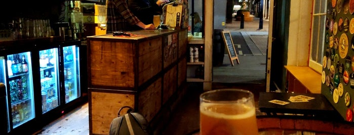 The London Beer House is one of London's Best for Beer.