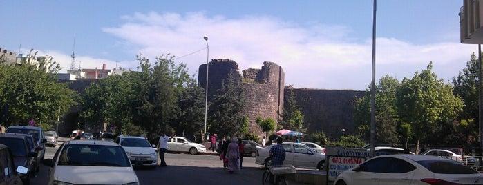 Diyarbakır is one of Lugares favoritos de Oral.