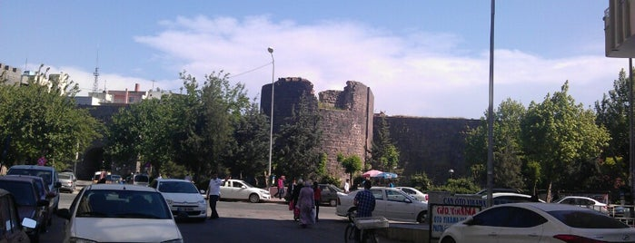 Diyarbakır is one of สถานที่ที่ Celâl ถูกใจ.