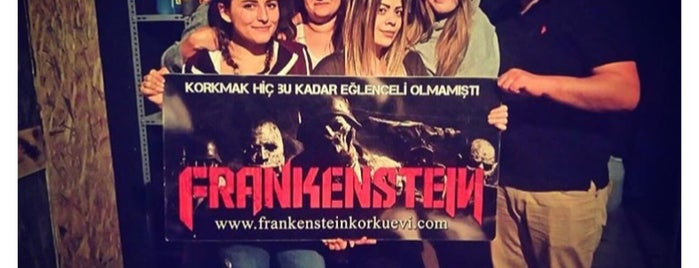 Frankenstein Korku Evi is one of İsmetさんのお気に入りスポット.