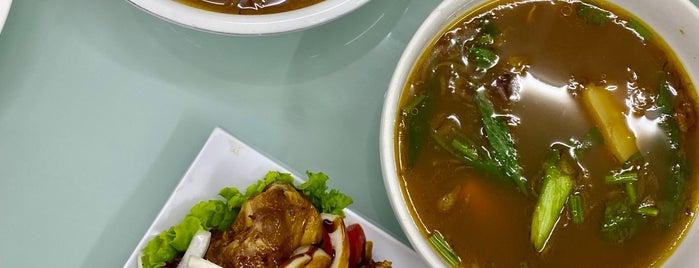 Sop Kui Sen is one of Jkt Simple Art of Eating.