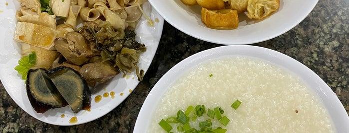 Bubur Ayam Mangga Besar 1 is one of Jkt Simple Art of Eating.