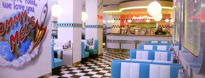 Tommy Mel's is one of Spain!.