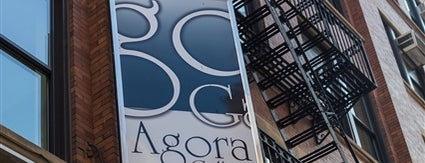 Agora Gallery is one of New York.