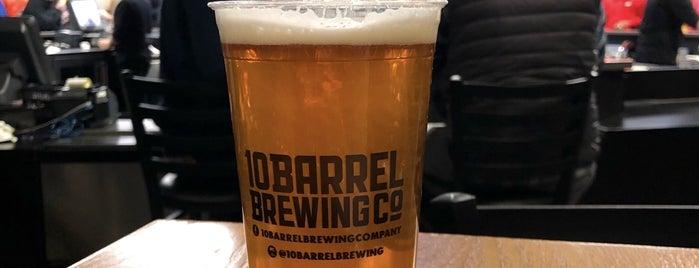 10 Barrel is one of Portland.