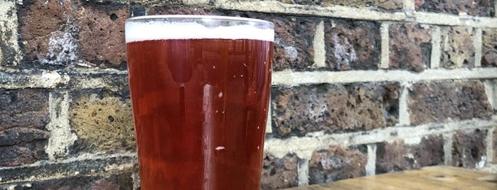 Waterloo Tap is one of London Craft Beer.