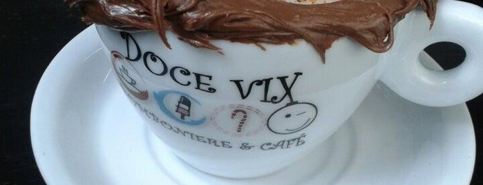 Doce Vix is one of LISTA DE GORDO.