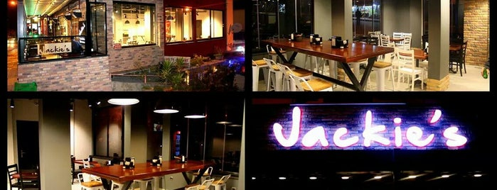 Jackie's is one of Sfjdjdn 님이 좋아한 장소.