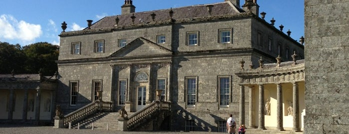 Russborough House is one of To-visit in Ireland.